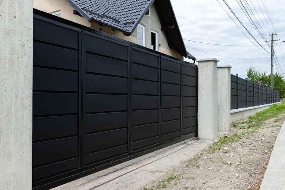 Gard metalic model BAVARIA PLUS