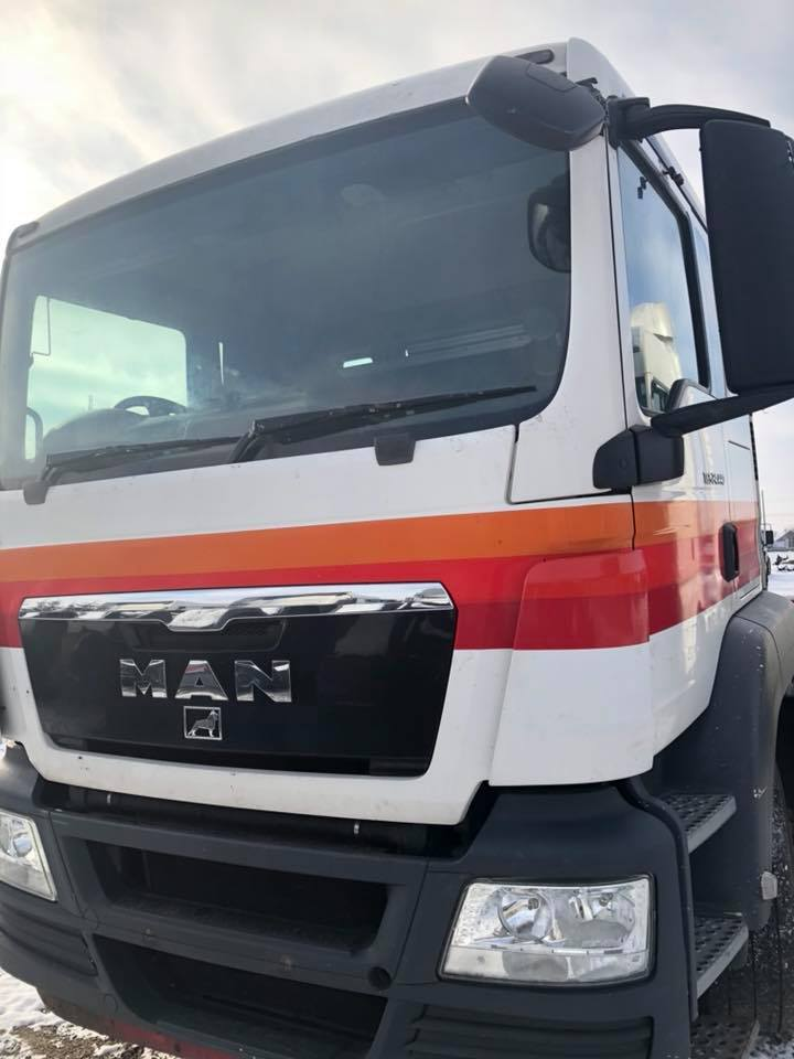 dezmembrari camioane MAN TGX Suceava