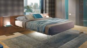 PAT AIR WILDWOOD | LAGO - pat modern pentru dormitor de la idashop.ro