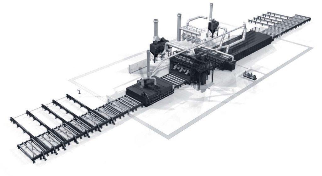 Avantajele prezentate de instalatiile de sablare tip tunel