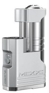 Mod mixx vaping 60W Quick Silver de la Voore